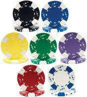 Ace/King Suited 11.5g Poker Chips