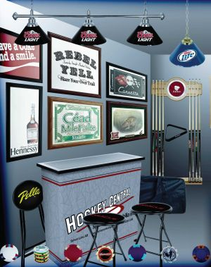 Custom Game Room Products Personalized Gameroom Products