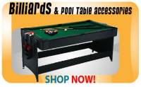 Billiards and Pool Table Accessories