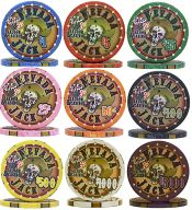 Nevada Jacks 10g Poker Chips