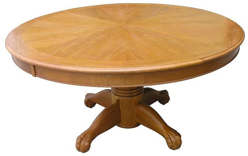 round poker dinning table
