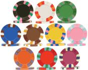 NexGen  PRO Classic Poker Chips - Ready for Customization