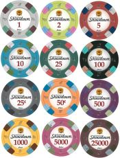 Showdown Series Clay Poker Chips 13.5g