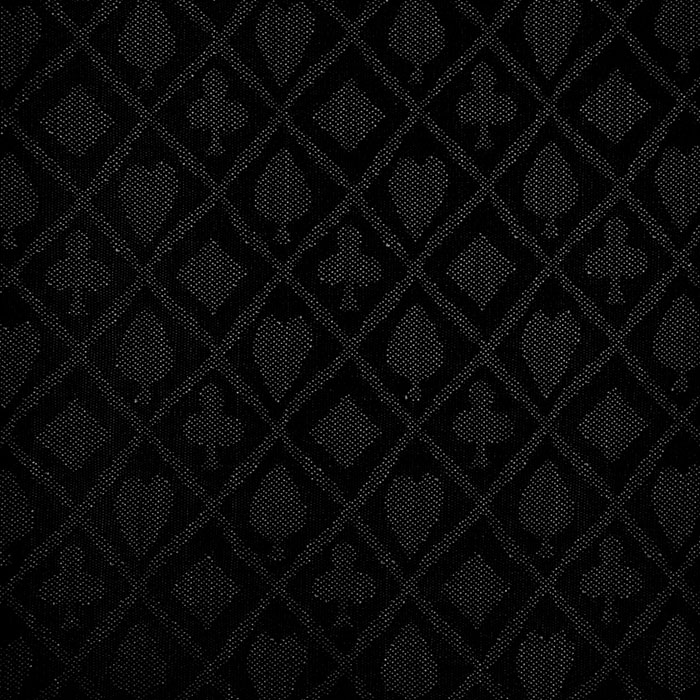 click image to enlarge - Table-Cloth-Suited-Black Suited Speed Cloth