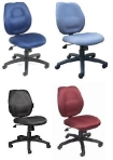 Ergonomic Poker chair for poker tables Fabric Chair Task