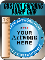 Custom Ceramic poker chips custom ceramic poker chips ceramic