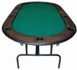 Poker Table Middle Folding Legs 84 Inch