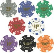 Landmark Casino 11.5 Poker Chip