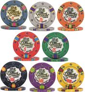 Desert Sands Casino Ceramic 10g Poker Chip