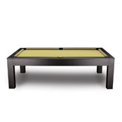 The Penelope 7-Ft. with Dining Top, Walnut