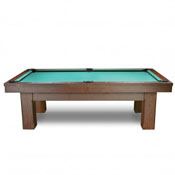 The Montvale 7-FT., Dark Walnut