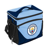 Manchester City 24 Can Cooler