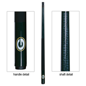 Green Bay Packers Billiard Cue Stick