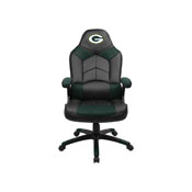 Green Bay Packers Oversized Video Gaming Chair