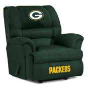 Green Bay Packers Big Daddy Microfiber Recliner
