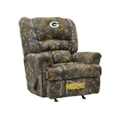 Green Bay Packers Big Daddy Camo Cloth