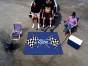 Ford Flags Tailgater Rug 5'x6'