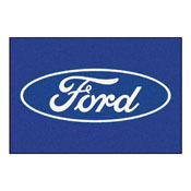 Ford Oval  Rug 5'x8'