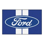 Ford Oval with Stripes Ulti-Mat 5'x8'