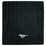Mustang Horse with Shading  Heavy Duty Vinyl Cargo Mat