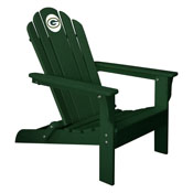Green Bay Packers Adirondack Chair-Green