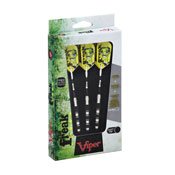 Viper The Freak Soft Tip Darts Knurled and Shark Fin Barrel