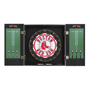 Boston Red Sox Extreme Dart Cabinet