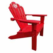 Boston Red Sox Big Daddy Adirondack Chair-Red