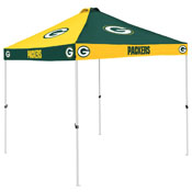 Green Bay Packers Checkerboard Tent