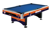 Chicago Bears 8' Pool Table