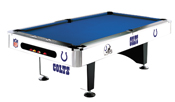 Indianapolis Colts 8' Pool Table
