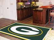 NFL - Green Bay Packers Rug 5'x8'