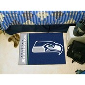 NFL   Seattle Seahawks Uniform Inspired Starter Rug 19