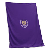 Orlando City SC Sweatshirt Blanket