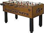 Columbus Blue Jackets Foosball  Melamine masonite Surface