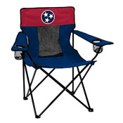 State of TN Flag Elite Chair