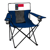 State of NC Flag Elite Chair
