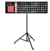 Stand for Table 5' & 8' Top Bingo Flashboards