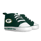 Pre-Walker Hightop (1 Size Fits Most) (Hanger) - Green Bay Packers