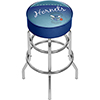 Charlotte Hornets NBA Hardwood Classics Padded Swivel Stool