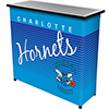 Charlotte Hornets Hardwood Classics NBA Portable Bar w/Case