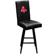 Boston Red Sox MLB Bar Stool Swivel 2000 with Primary Logo Panel