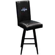 Boston Red Sox MLB Bar Stool Swivel 2000 with 2013 Champs Logo Panel
