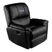 Boston Red Sox MLB Rocker Recliner with 2013 Champs Logo Panel