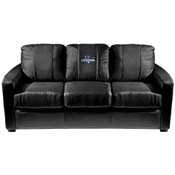 Boston Red Sox MLB Silver Sofa with 2013 Champs Logo Panel
