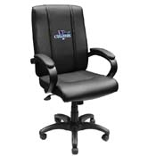 Boston Red Sox MLB Office Chair 1000 with 2013 Champs Logo Panel