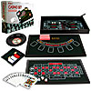 Blackjack poker table tops craps roulette table and accessories