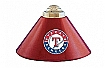 MLB Texas Rangers Three Shade Billiard lamp,  Pool Table Lamp