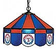 MLB Texas Rangers Pool Table Lamp Tiffany Lamp Dining Room Lamp