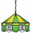 NFL Green Bay Packers Pool Table Lamp Tiffany Lamp Dining Room Lamp